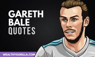 The Best Gareth Bale quotes