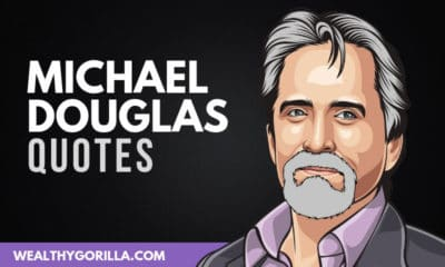 The Best Michael Douglas Quotes