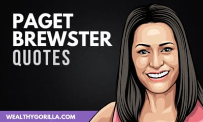 The Best Paget Brewster Quotes