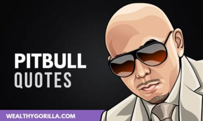 The Best Pitbull Quotes