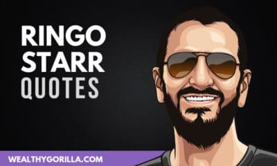 The Best Ringo Starr Quotes