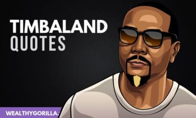 The Best Timbaland Quotes