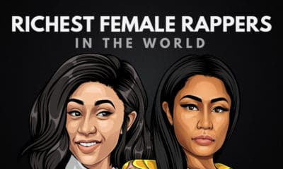 The Richest Female Rappers