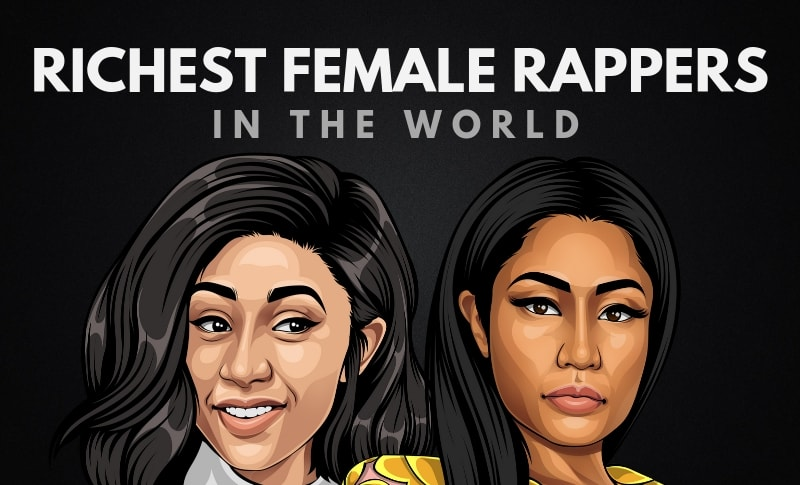 The 20 Richest Female Rappers in the World 2019 | Wealthy