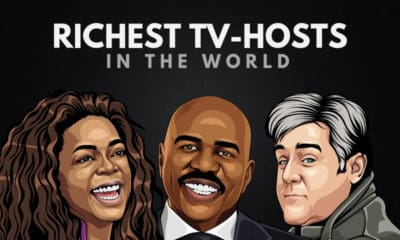 The 20 Richest TV-Hosts in the World
