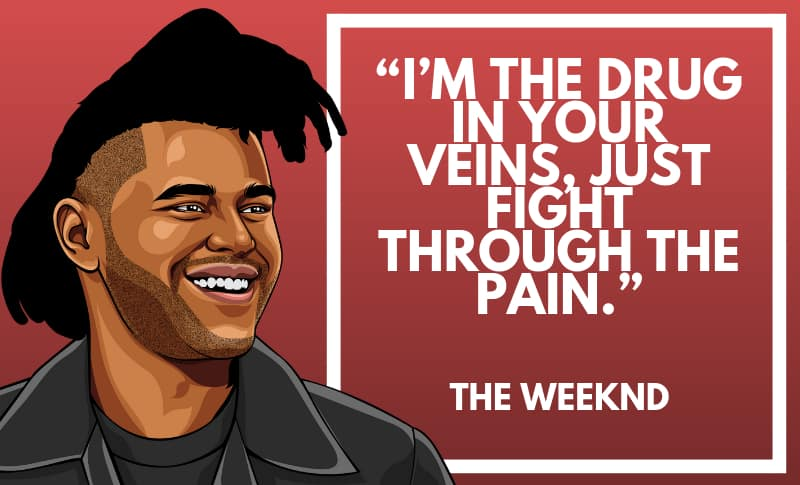 44 Exhilarating The Weeknd Quotes to Remember (2019 ...