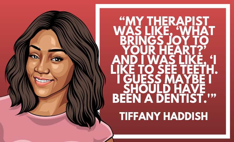 Tiffany Haddish Picture Quotes 1