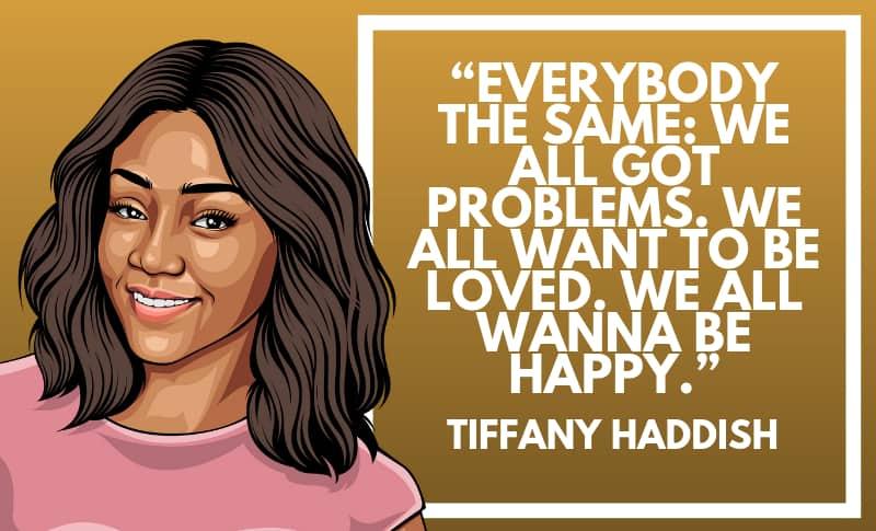 Tiffany Haddish Picture Quotes 2