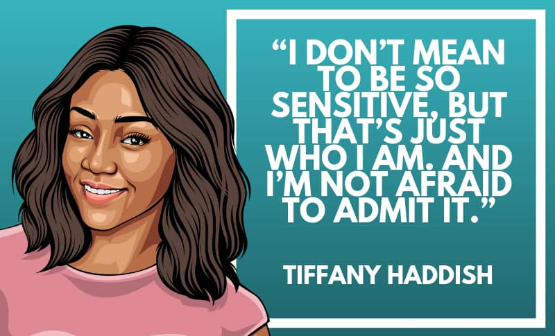 Tiffany Haddish Picture Quotes 3