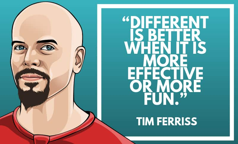 Tim Ferriss Picture Quotes 3