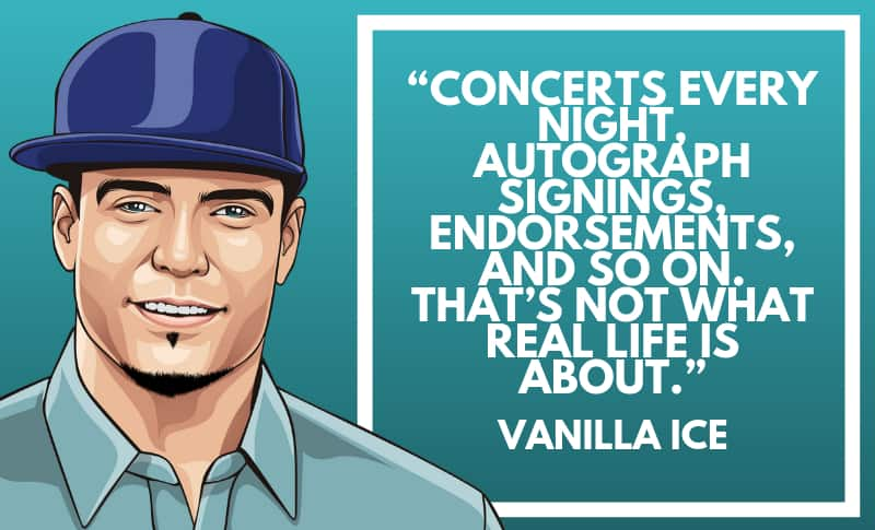 Vanilla Ice Picture Quotes 3