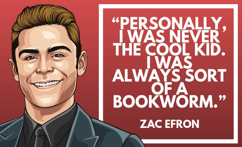 Zac Efron Picture Quotes 1