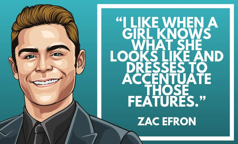 Zac Efron Picture Quotes 3