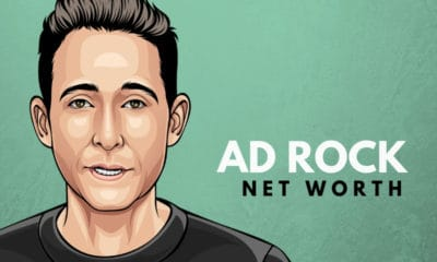 Ad Rock's Net Worth