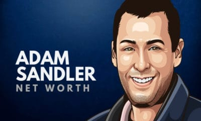 Adam Sandler's Net Worth