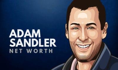 Adam Sandler's Net Worth