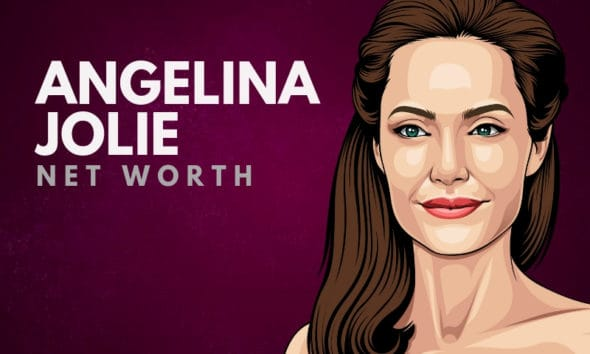 Angelina Jolie's Net Worth