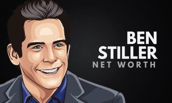 Ben Stiller's Net Worth