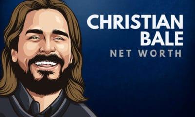 Christian Bale's Net Worth