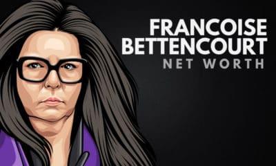 Francoise Bettencourt's Net Worth