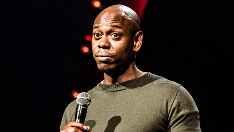 Funniest Stand Up Comedians - Dave Chappelle