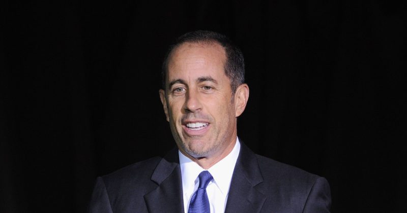 Funniest Stand Up Comedians - Jerry Seinfeld