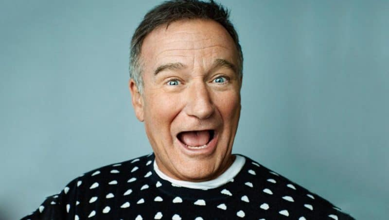 Funniest Stand Up Comedians - Robin Williams