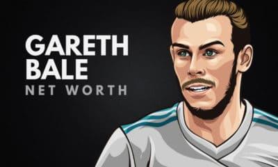 Gareth Bale's Net Worth