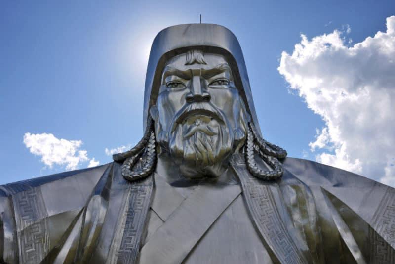 Most Evil People - Genghis Khan
