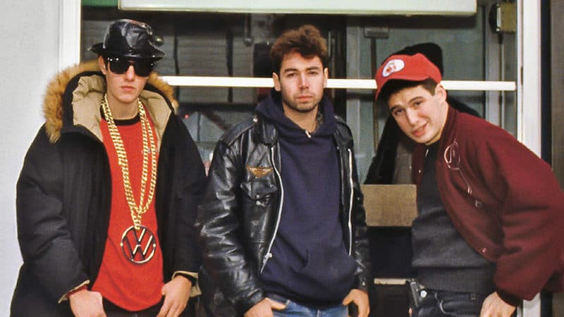 Greatest White Rappers - Beastie Boys