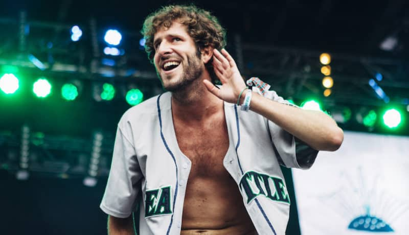 Greatest White Rappers - Lil Dicky