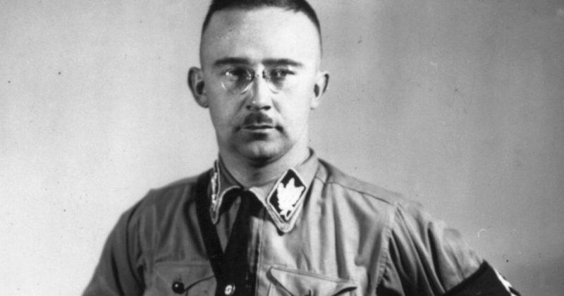 Most Evil People - Heinrich Himmler