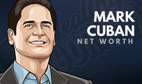 Mark Cuban's Net Worth