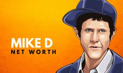 Mike D's Net Worth
