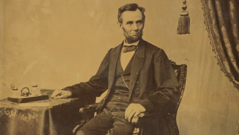 Most Influential People - Abraham Lincoln