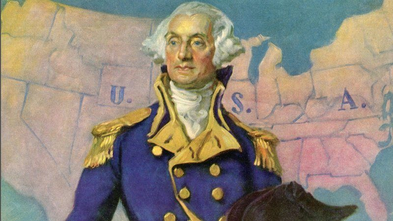 Most Influential People - George Washington