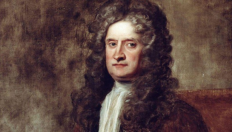 Most Influential People - Isaac Newton