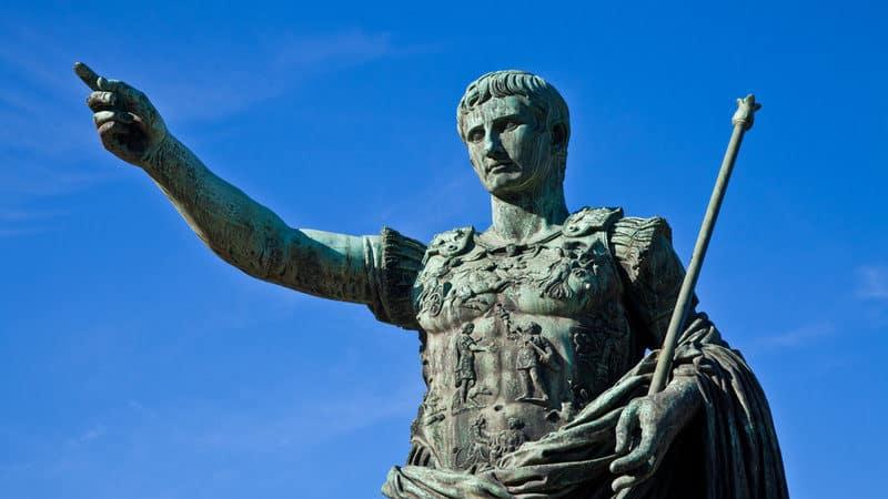 Most Influential People - Julius Caesar