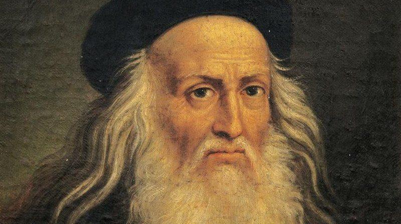 Most Influential People - Leonardo Da Vinci
