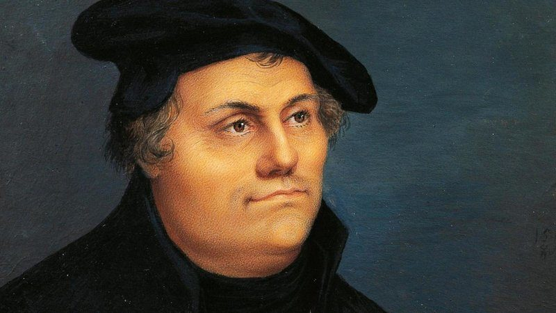 Most Influential People - Martin Luther