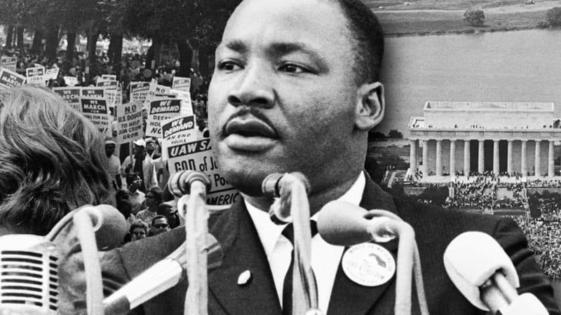 Most Influential People - Martin Luther King Jr
