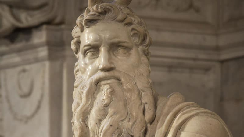 Most Influential People - Moses