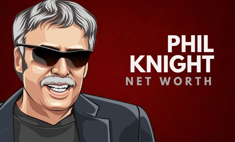 Phil Knight's Net Worth