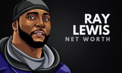 Ray Lewis' Net Worth