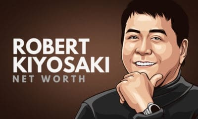 Robert Kiyosaki's Net Worth