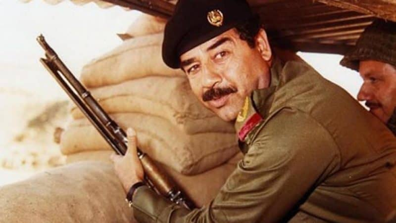 Most Evil People - Saddam Hussain
