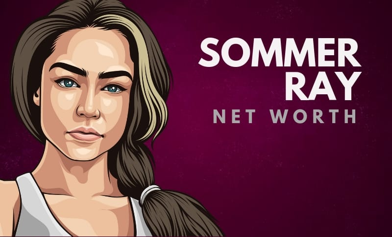 Sommer Ray's Net Worth