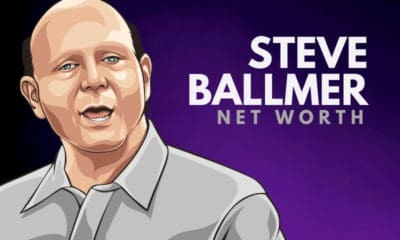 Steve Ballmer's Net Worth
