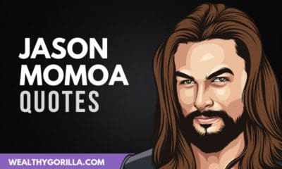 The Best Jason Momoa Quotes