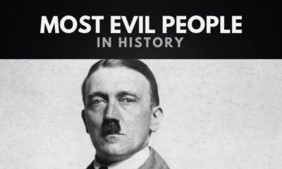 The Most Evil People In History